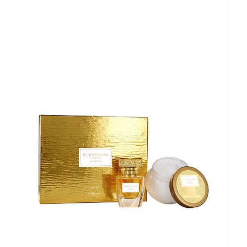 4 WOMEN GIORDANI GOLD Essenza Gift Set