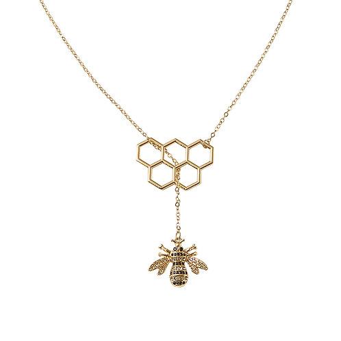 SIERADEN Rebel Bee Necklace