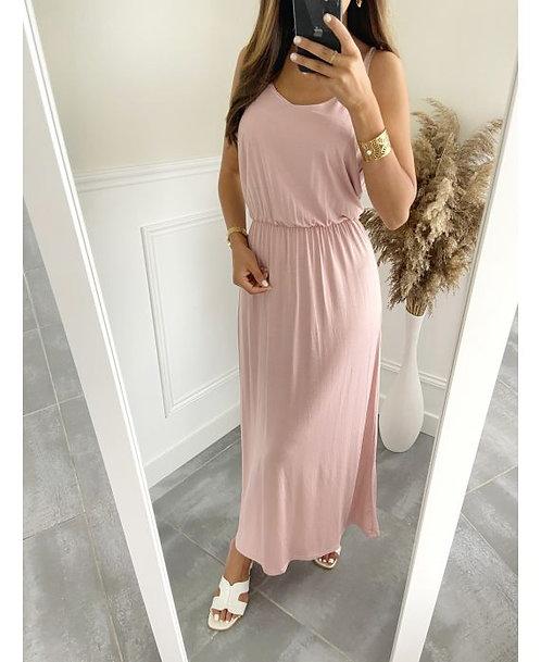 Maxi Dress 2811 ROSE