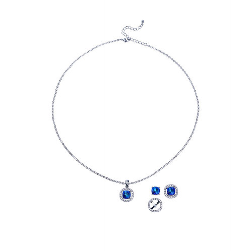 SIERADEN Polar Aurora Jewellery Set