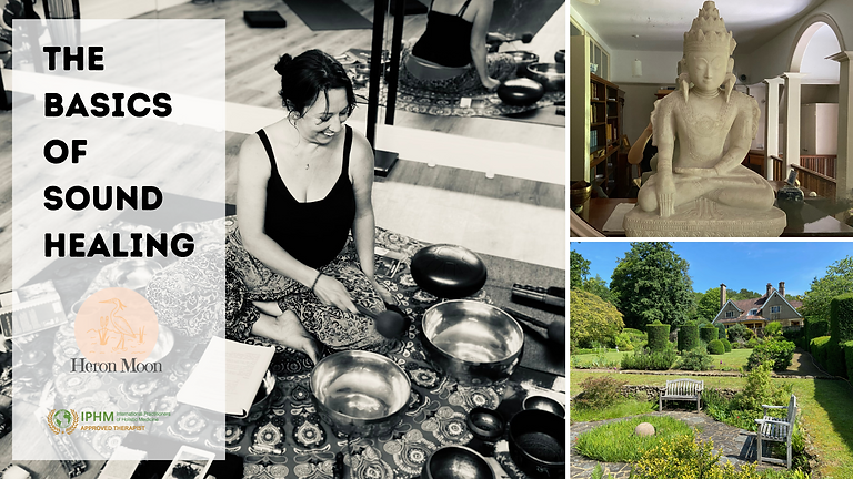 The Basics of Sound Healing - Free Info Session