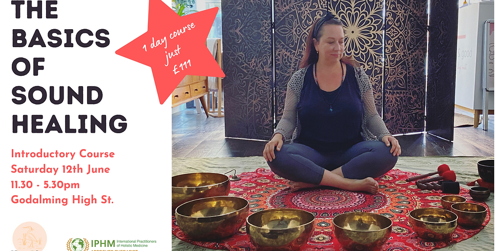 The Basics of Sound Healing - One Day Intro Course