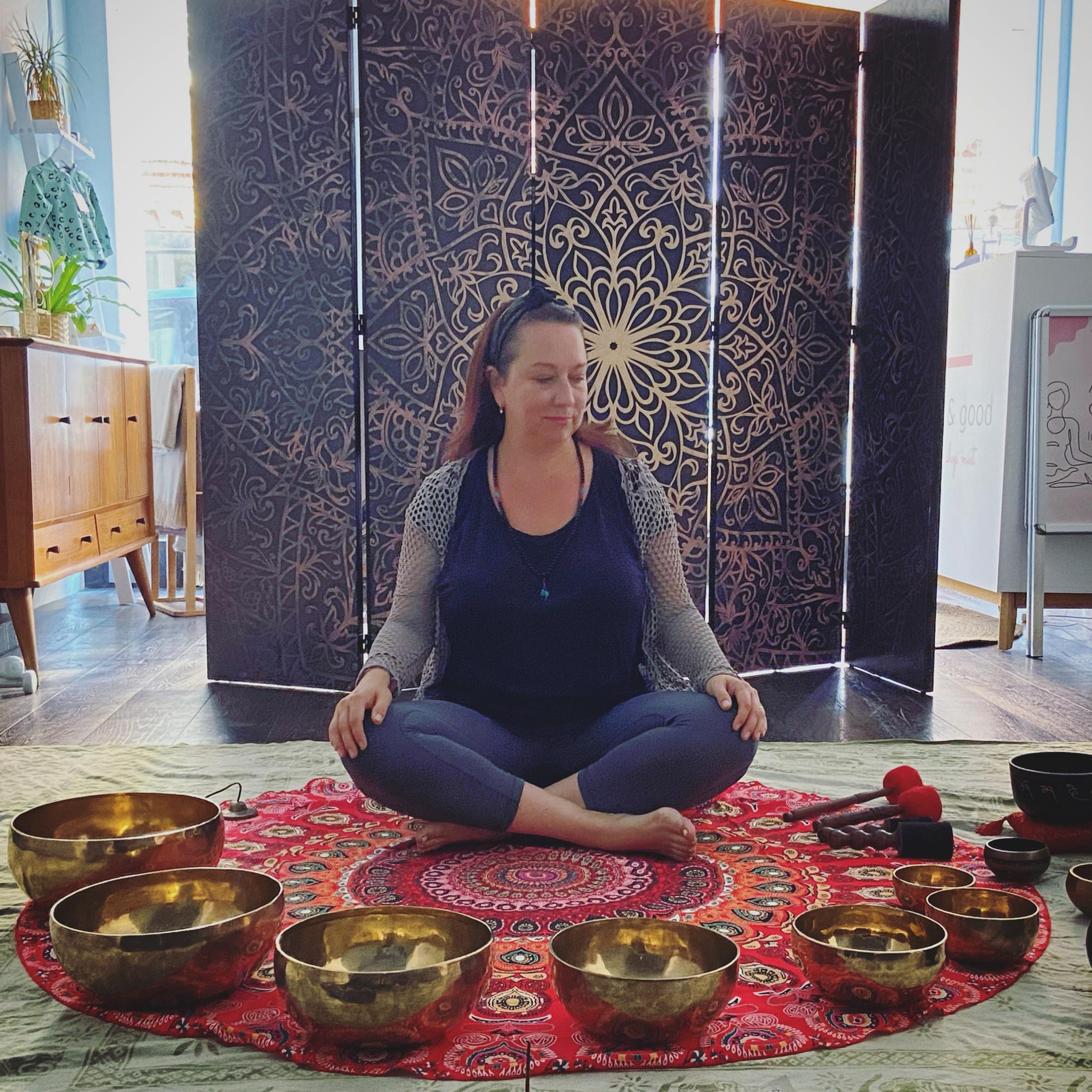 Sound Healing (1-6 participants)