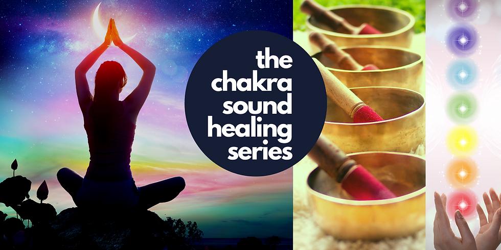The Chakra Sound Healing Series - Crown