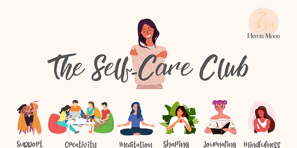 The Self-Care Club - Online
