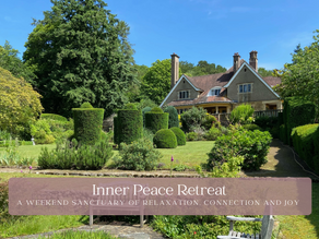 Why taking a retreat is one of the best things you can do for your wellbeing - especially now!