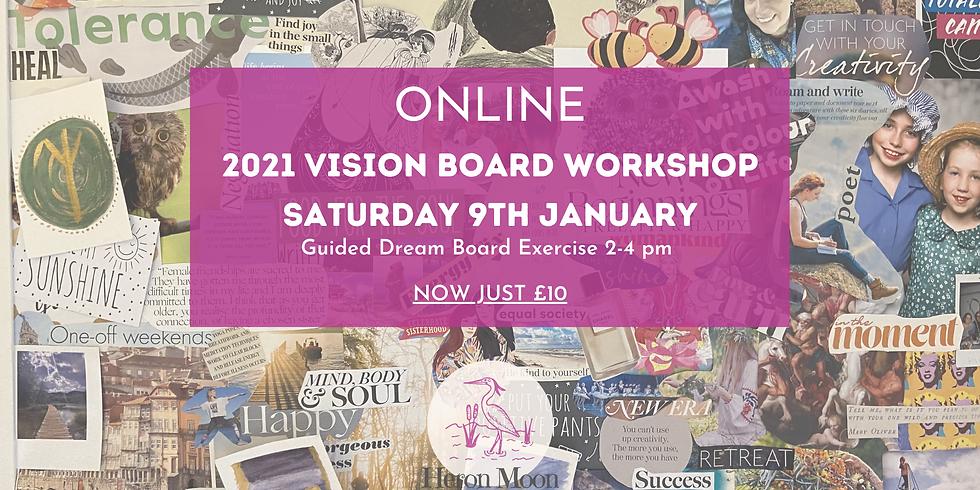 2021 Vision Board Workshop