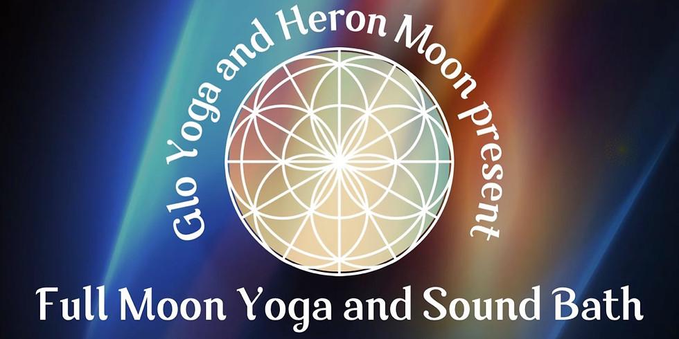 Full Moon Yoga and Sound Bath