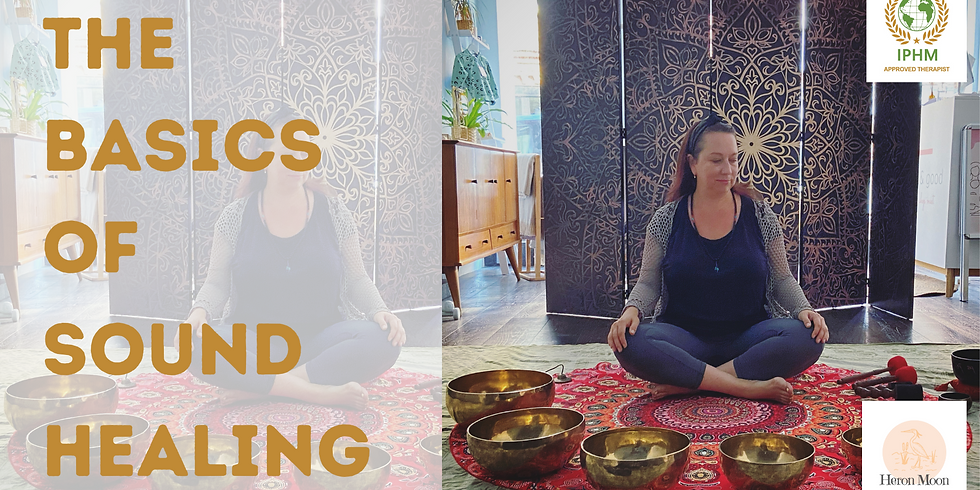 The Basics of Sound Healing - Online