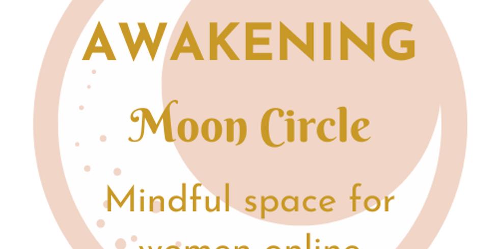 New Moon Women's Circle Online