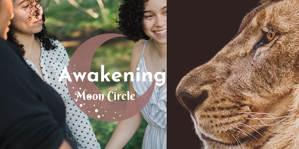 New Moon in Leo - Online Manifesting Circle