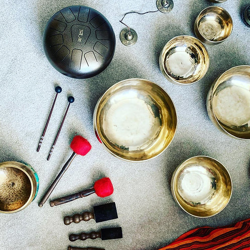 Sound Healing Session - May 2020