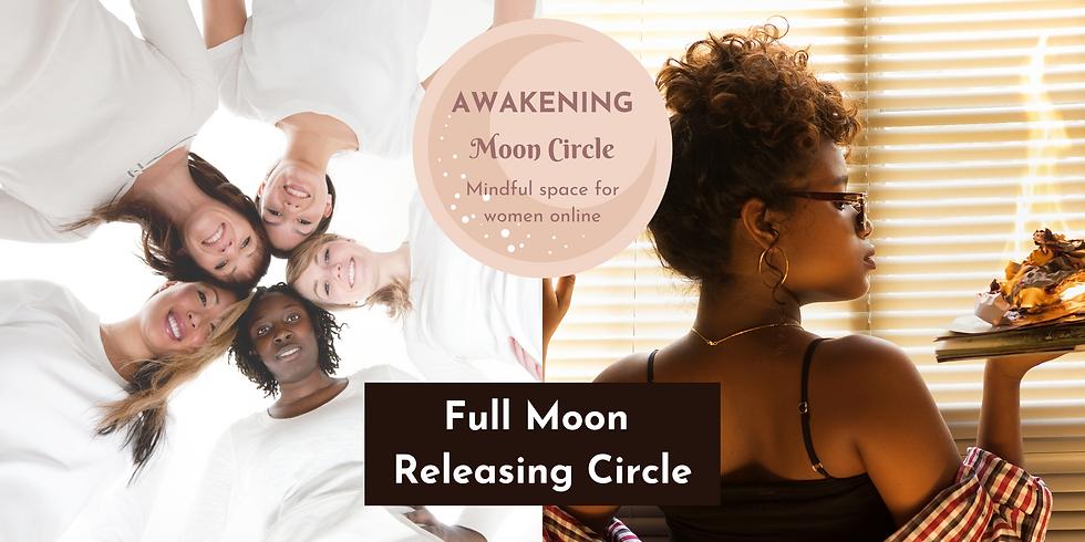 Full Moon - Online Women's Circle