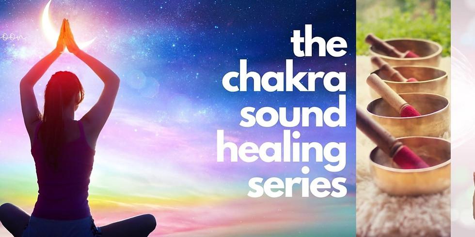 The Chakra Sound Healing Series - 6 Third Eye