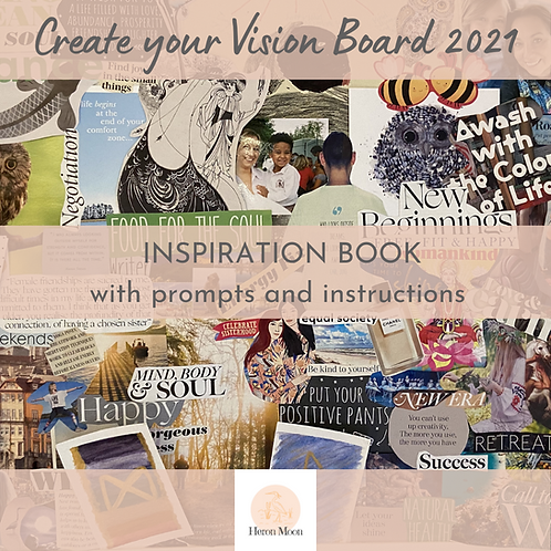 Create Your Vision Board 2021