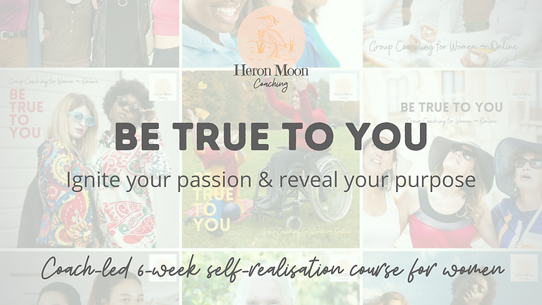 Be True to You - Taster and Info Session