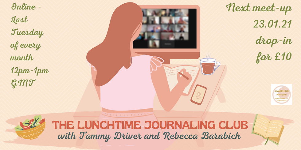 The Lunchtime Journaling Club