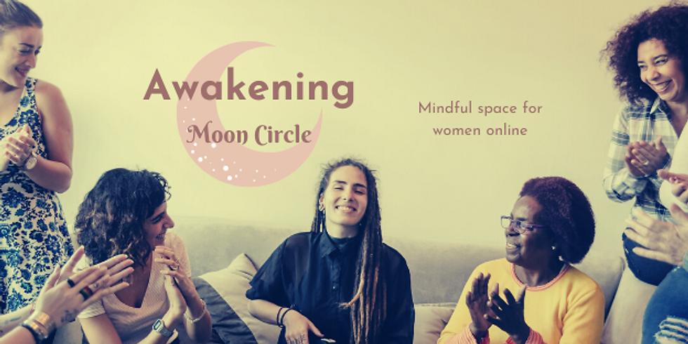 Awakening Moon Circle - Mindful space for women online