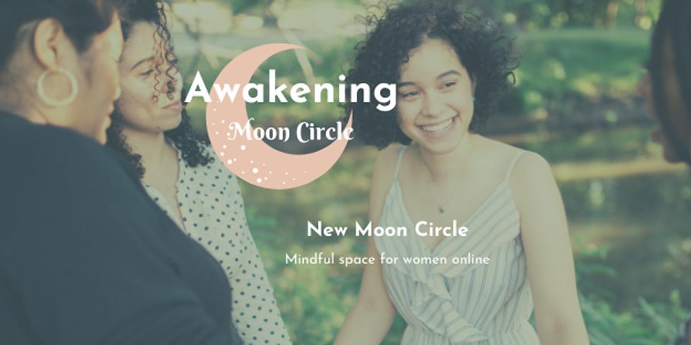 New Moon Online Women's Circle