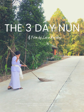 THE 3 DAY NUN Poster