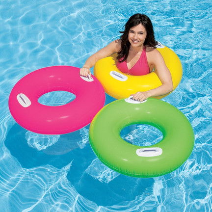 Inflatable circles