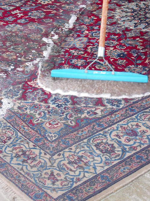 Wool Rug Cleaning $3.00 /sq. ft.