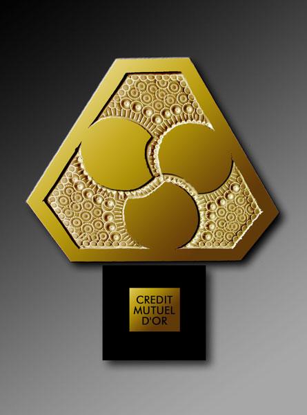 Crédit mutuel d'or