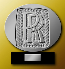 Rolls-Royce d'argent