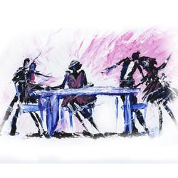 La table de la Mama