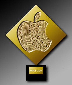 Apple d'or