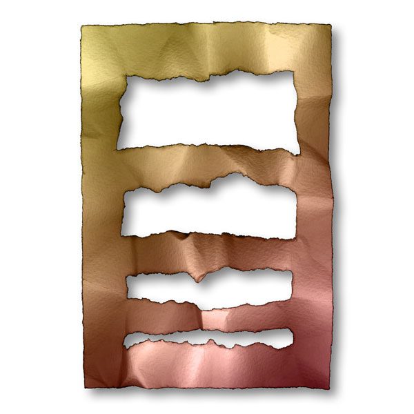 Grille de papier