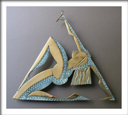 Trianguline 1a horizontale