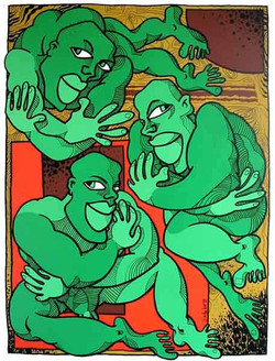 Les hommes verts
