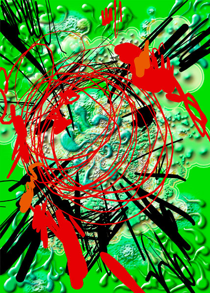 Rotation rouge