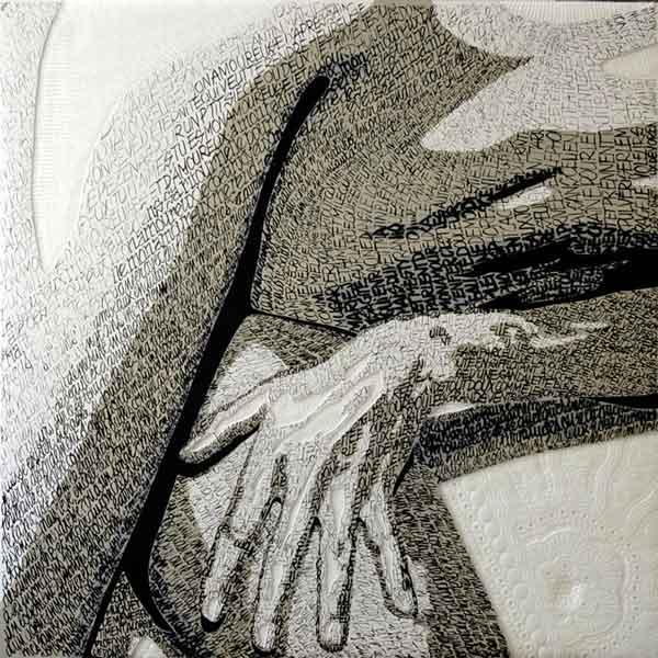 Main de femme nue