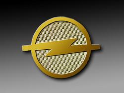 Le O d'or Opel