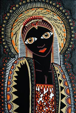 Vierge-noire