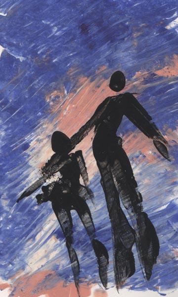 L'homme et l'enfant