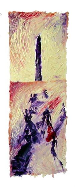 Obélisque à Paris