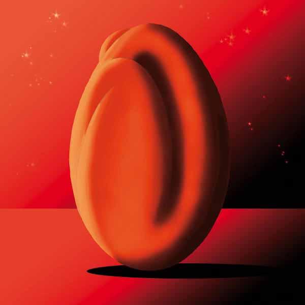 Femme-coco orange