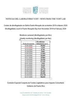 Feb 2020  Noticias del Lab  News from Lab