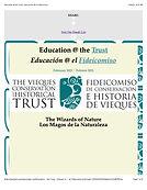 Education @ the Trust   Educación @ el F