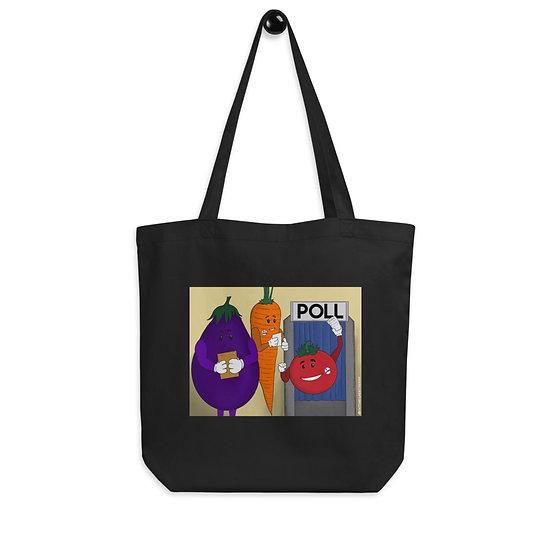 Voting Veggies / Eco Tote Bag