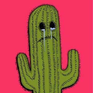 151 - Crying Cactus - 750x1000.JPG