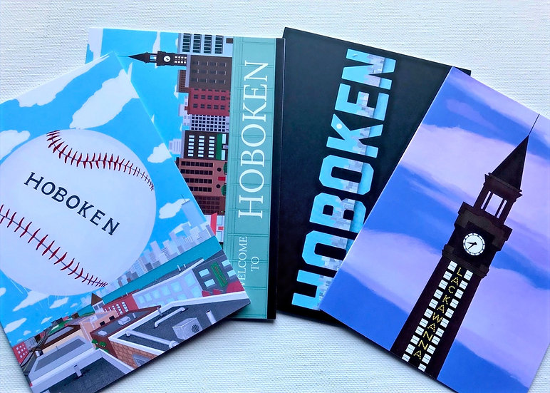 Hoboken Card Pack