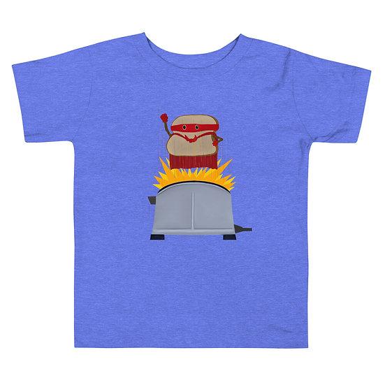 Super Toast / Unisex Toddler Premium T-Shirt
