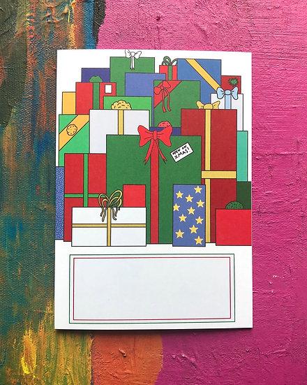 Presents! Card