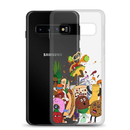 Food Fight / Samsung Case