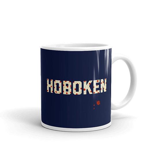Hoboken Foodie / Glossy Ceramic Mug