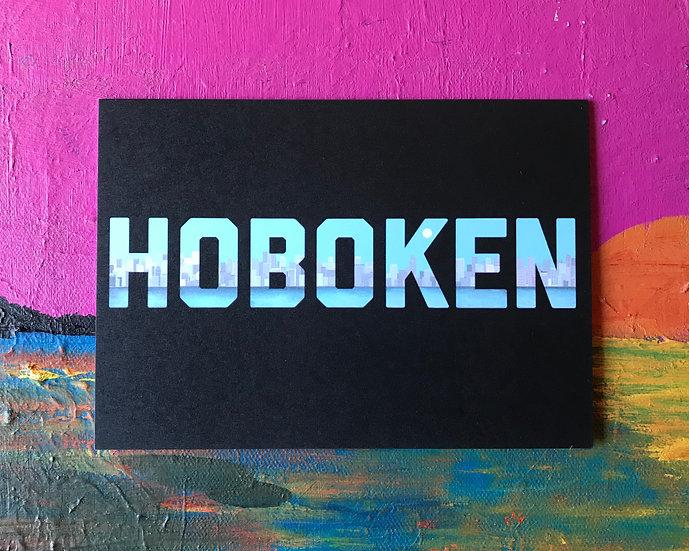 Hoboken Home Card